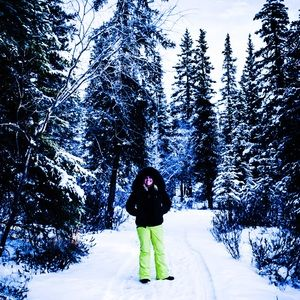 Women's Roxy goretex xl snow ski pants